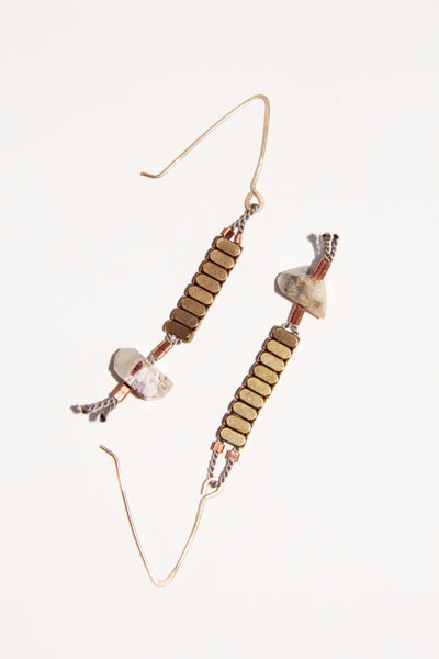 Steppe Earrings