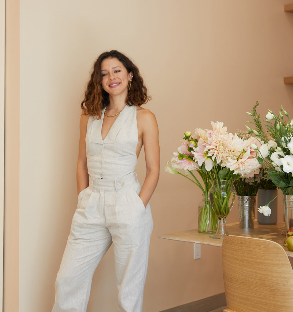 Twiin talks fearless fashion with The Line By k Designer Karla Deras