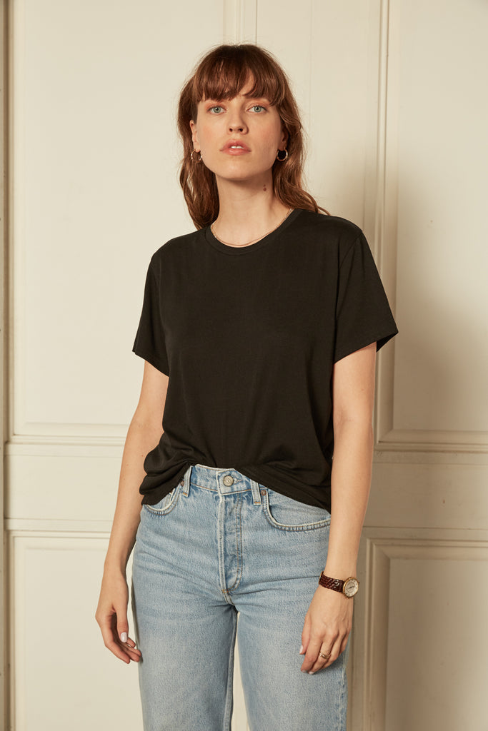Lennon-Tee-in-Black/Twiin