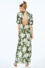 Load image into Gallery viewer, The Fiona Dress in Willow