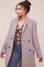 Load image into Gallery viewer, The Blair Coat in Taupe