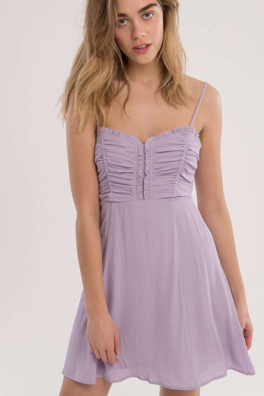The Ryder Dress in Lavender