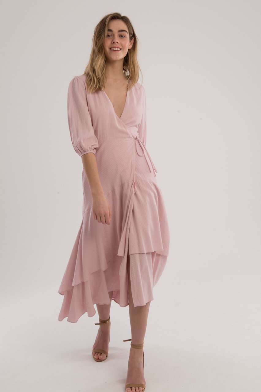 The Shawna Dress in Pink