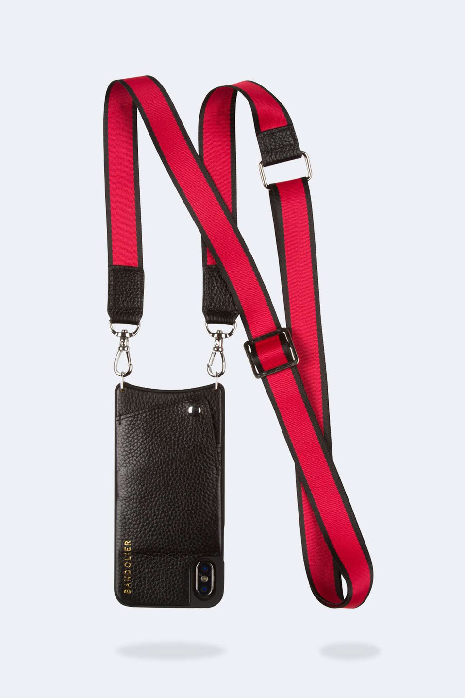 The Bobby Bandolier in Red