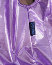 Load image into Gallery viewer, The Baby Baggu in Lilac Metallic