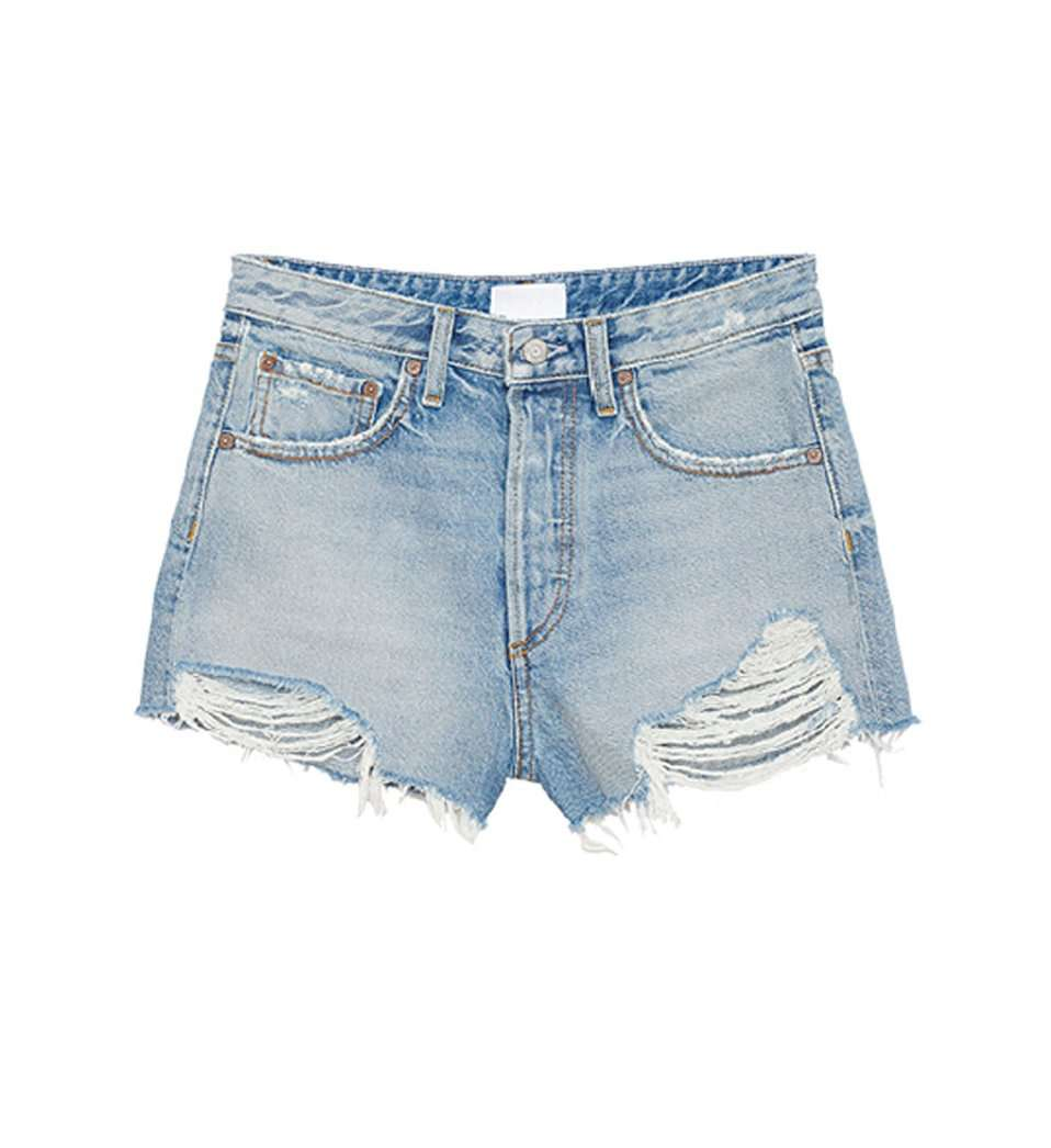 The Cody Denim Shorts in For Me and My Gal
