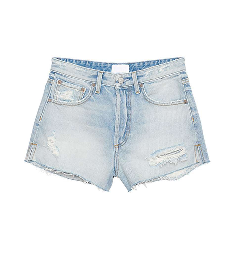 The Cody Denim Shorts in La Dolce Vita