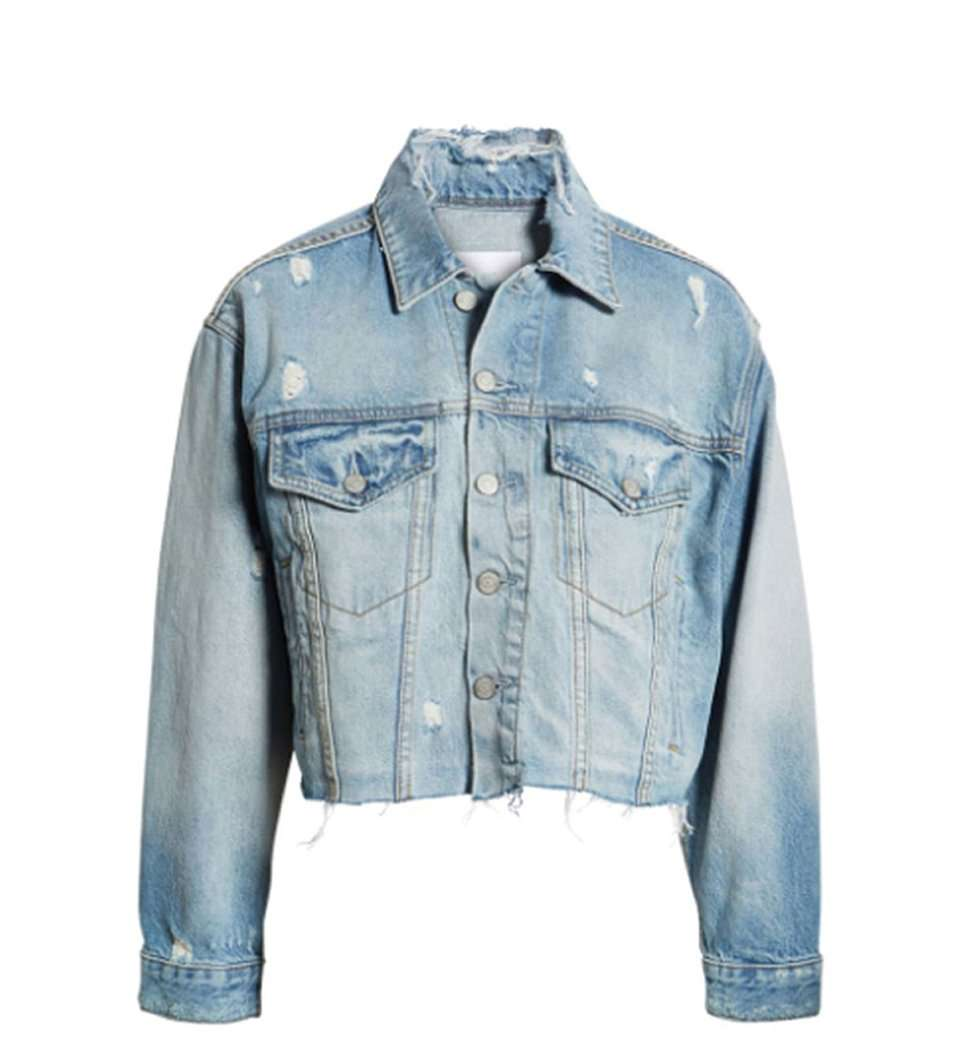 The Harvey Denim Jacket in Some Like It Hot