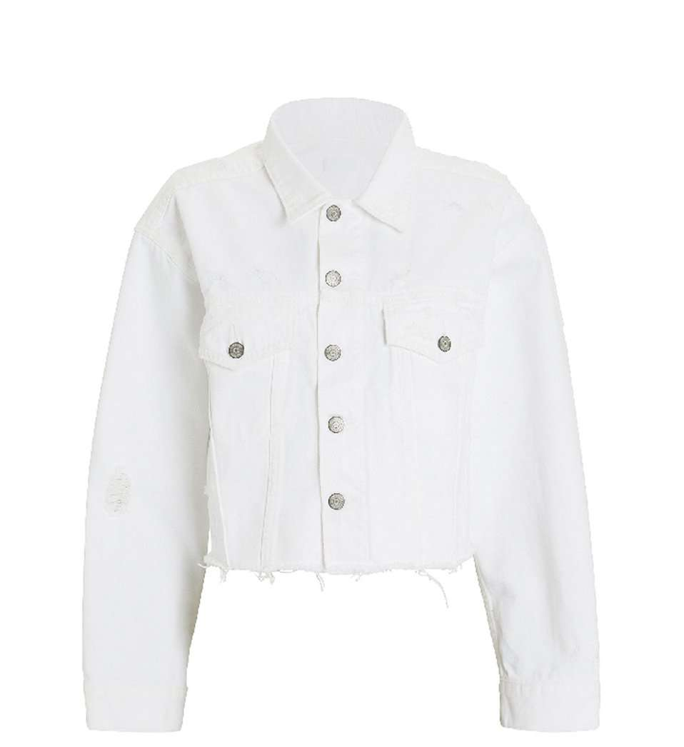 The Harvey Denim Jacket in Royal Wedding