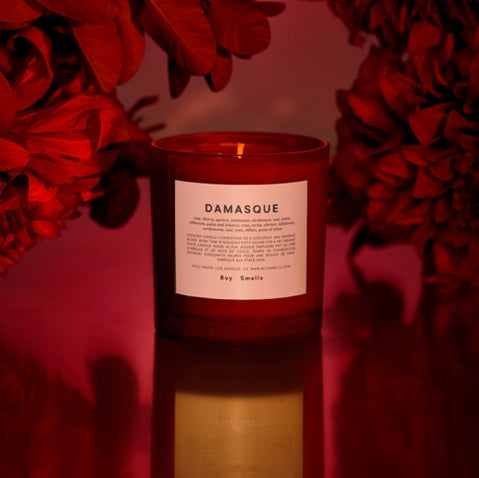 The Damasque Candle