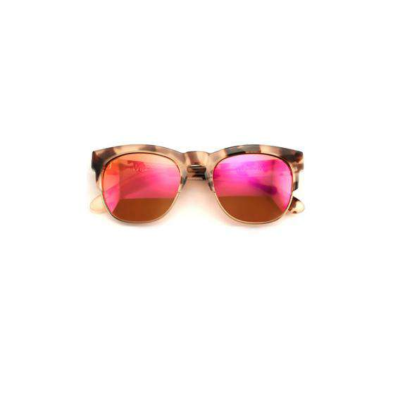 The Clubfox Deluxe Sunglasses in Brown