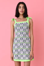 Load image into Gallery viewer, The Camisole Dress in Neon Floral