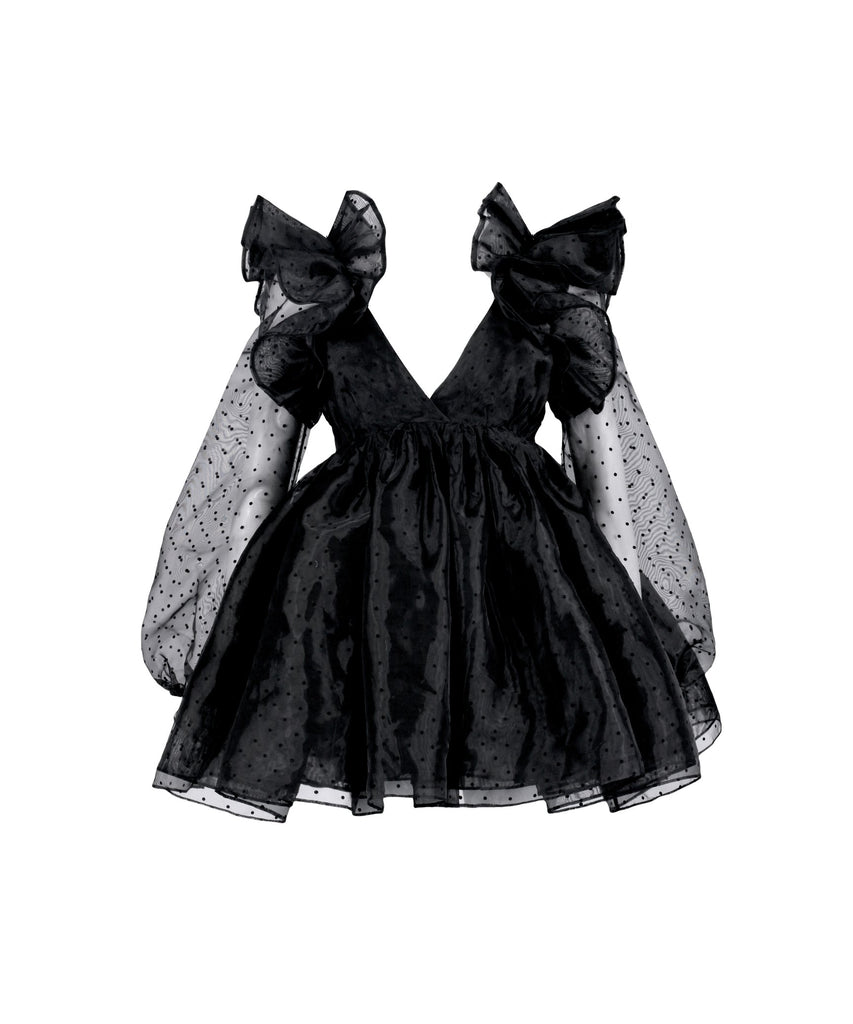 Sugarfrill-Puff-Dress/Twiin