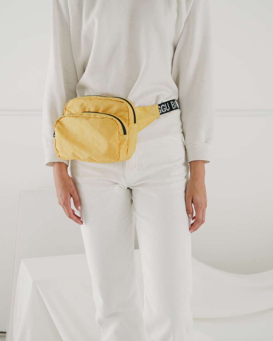 The Bum Bag in Marigold