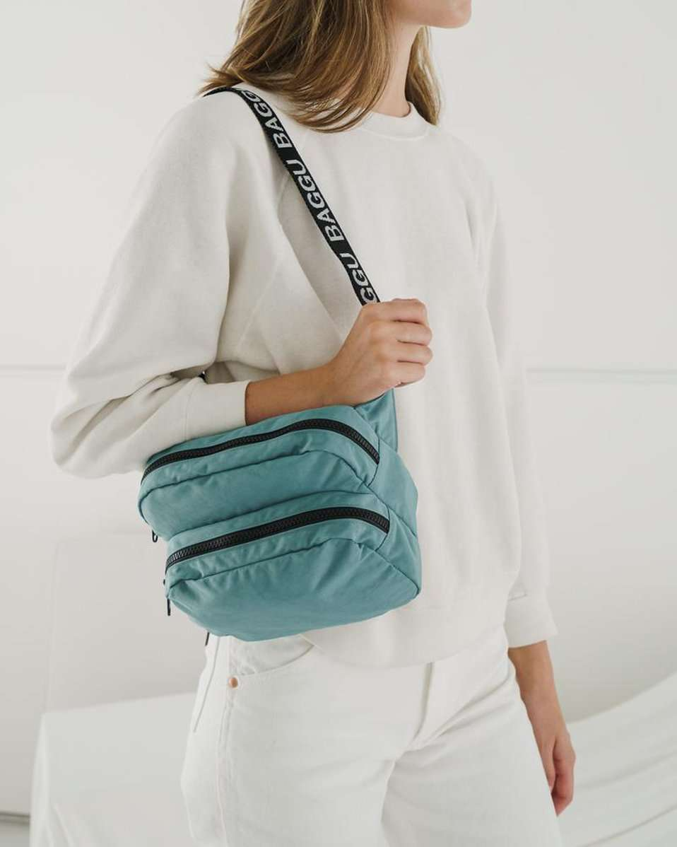 The Bum Bag in Teal