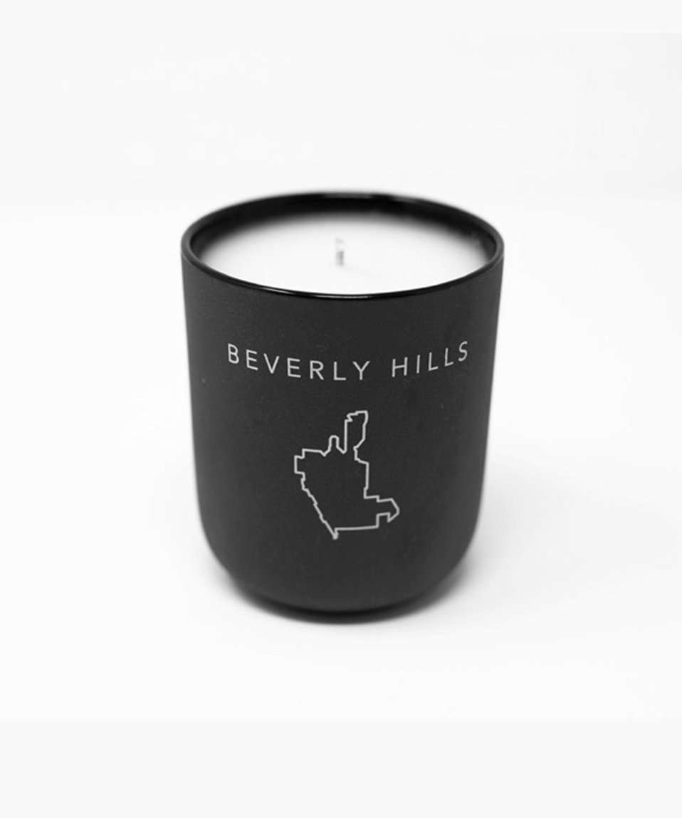 The City Scents Candle in Beverly Hills