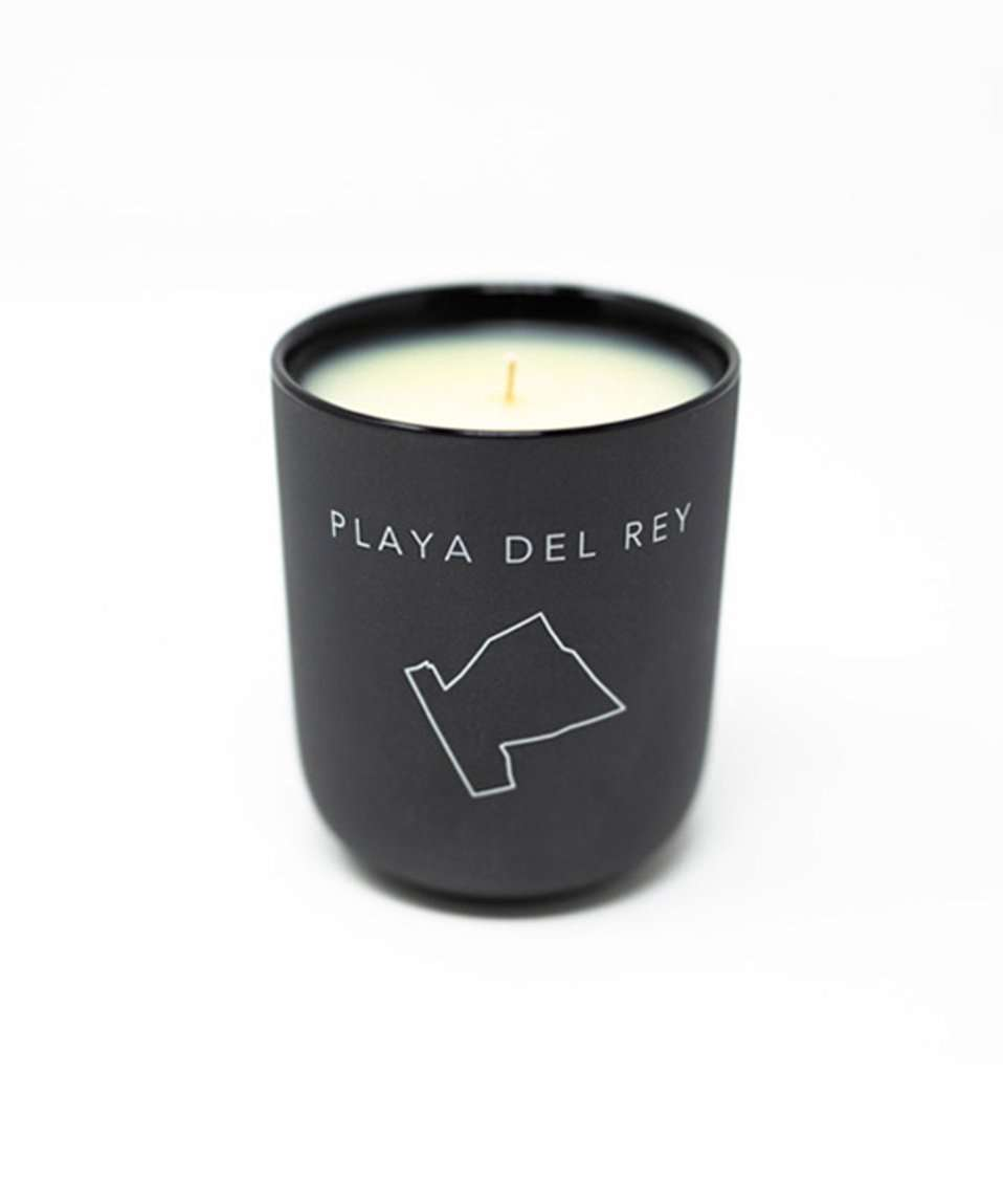 The City Scents Candle in Playa Del Rey
