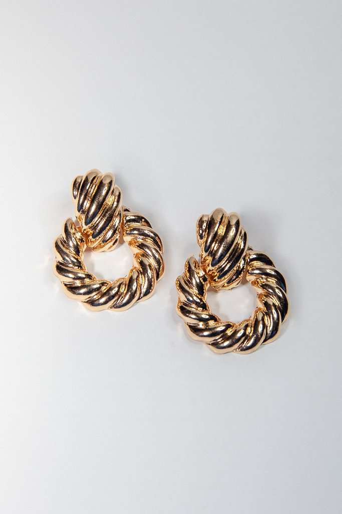 The Midas Earring in Gold