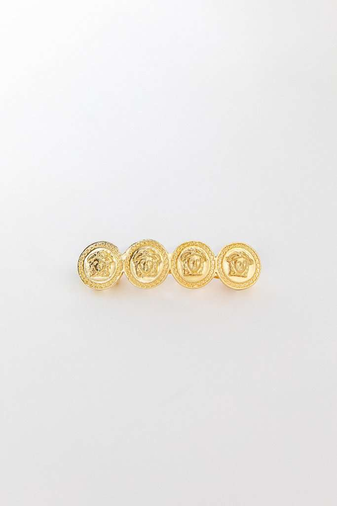 The Coin Clip in Gold