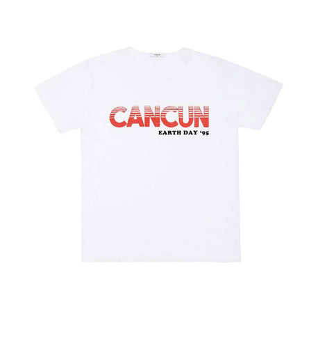 The Cancun Tee in White