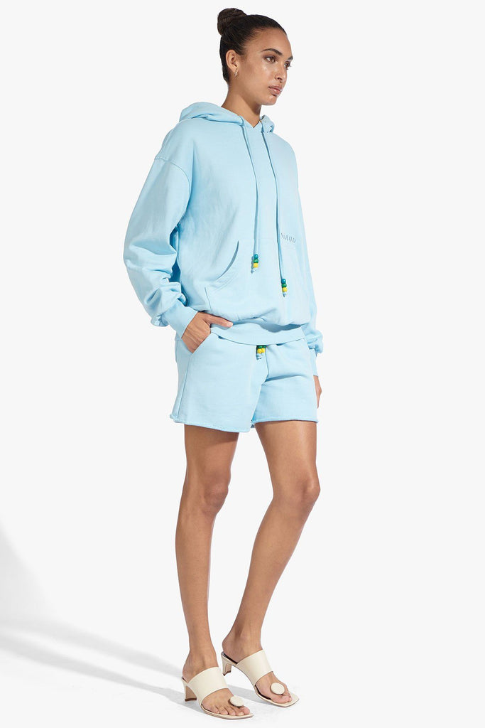 Hooded-Sweatshirt-Blue/Twiin