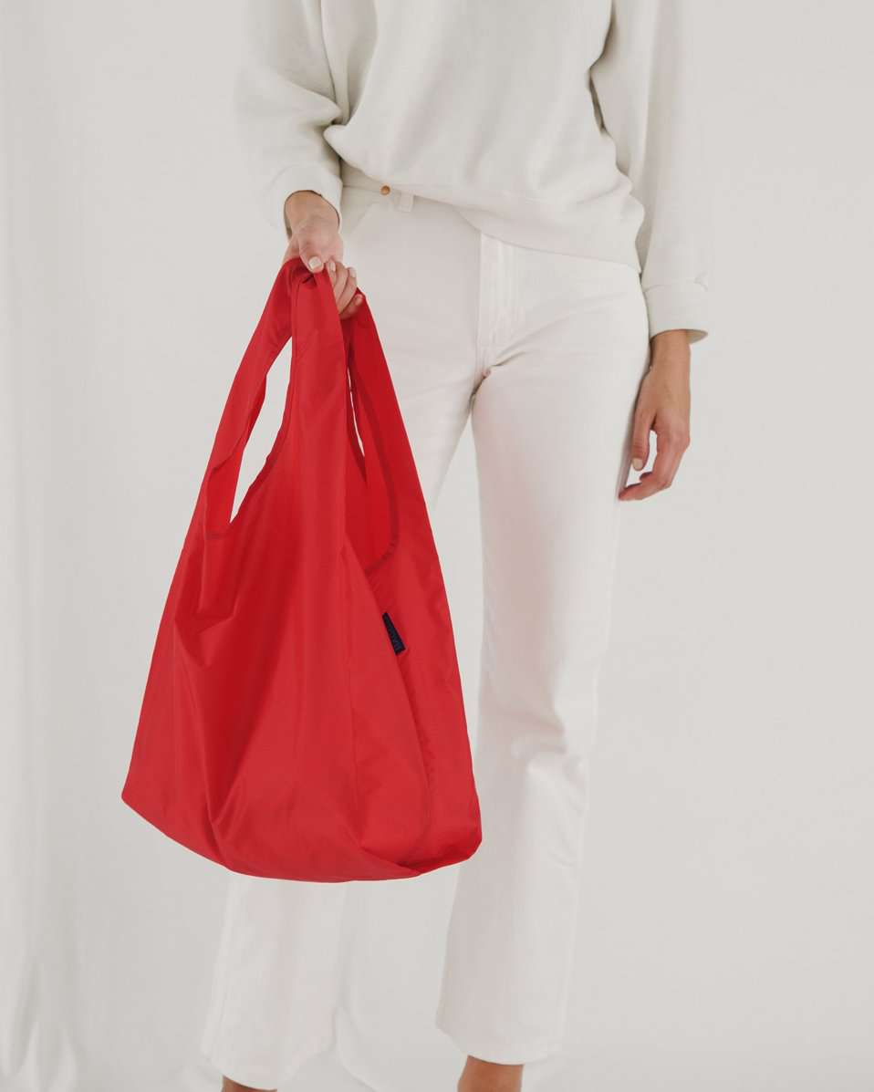 The Standard Reusable Bag in Red