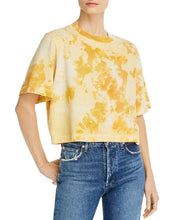 Load image into Gallery viewer, The Tokyo Crop Tee in Primrose Blast