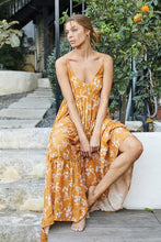 Load image into Gallery viewer, The Valentina Maxi Dress in Abby