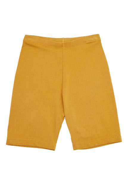 The Milan Biker Shorts in Sahara