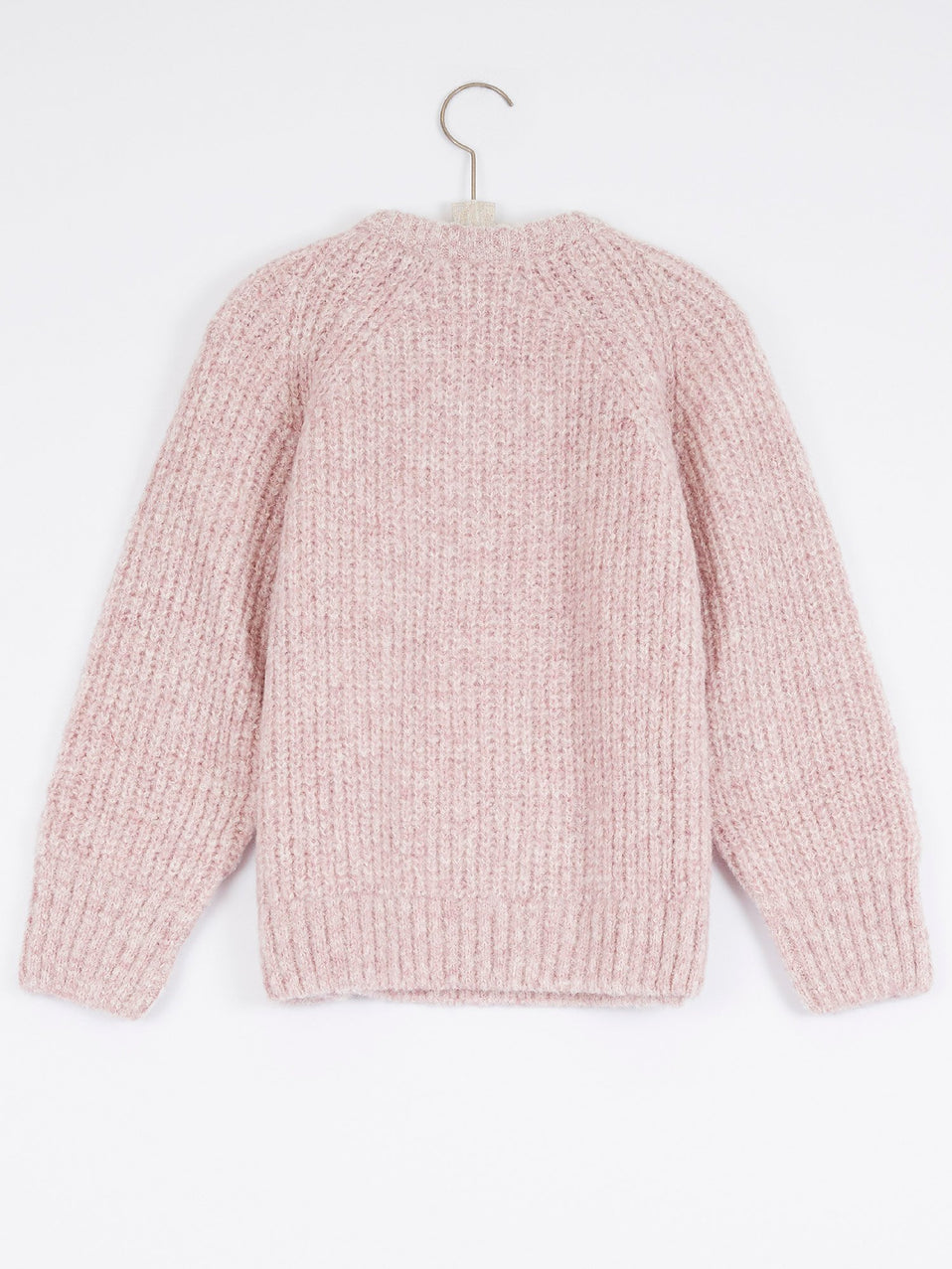 The Hutton Sweater in First Star