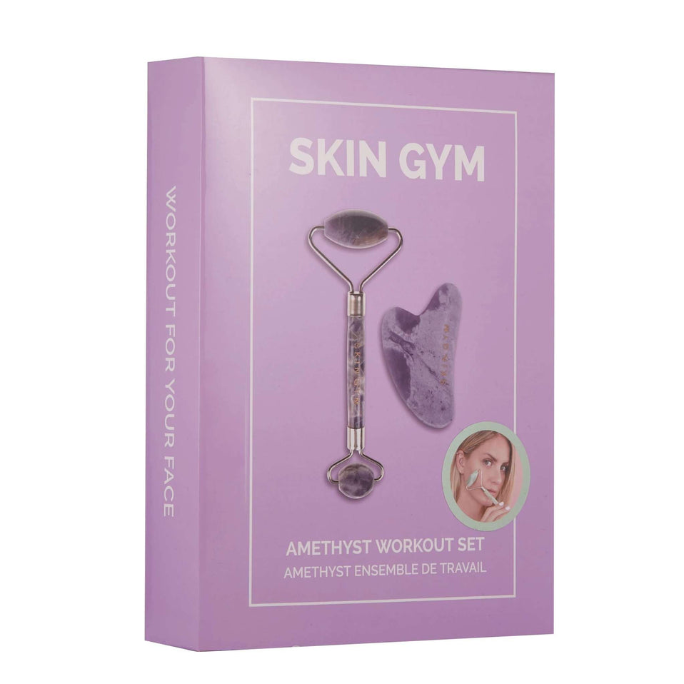 The Amethyst Workout Set