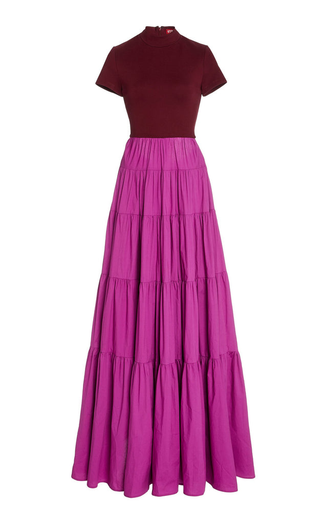 Gage-Dress-in-Bordeaux/Twiin