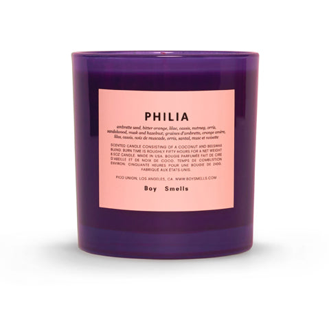 The Philia Candle