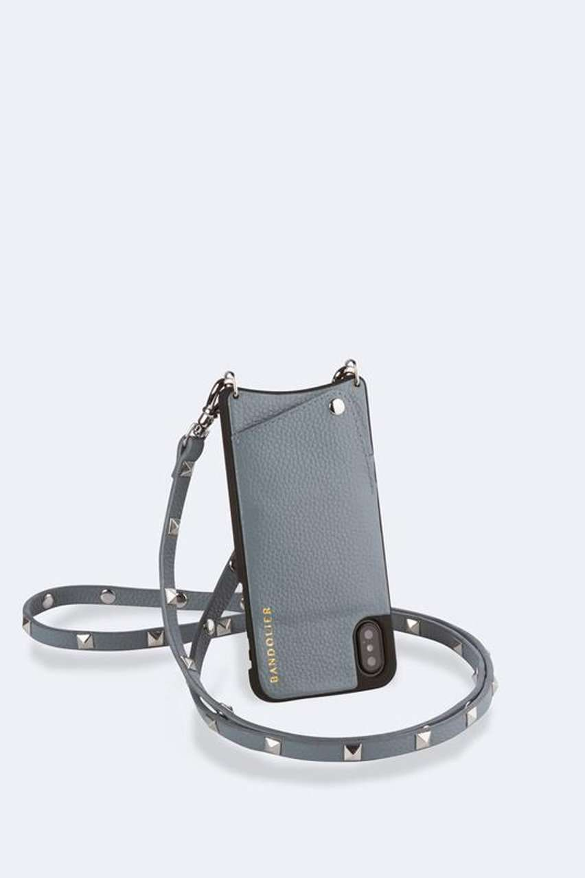 The Sarah Bandolier in Grey