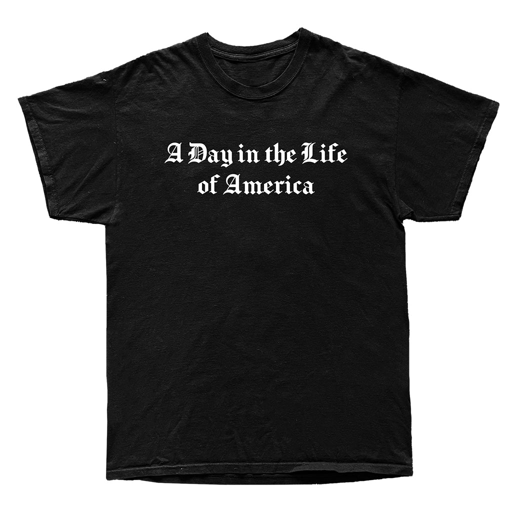 A Day in the Life of America Tee
