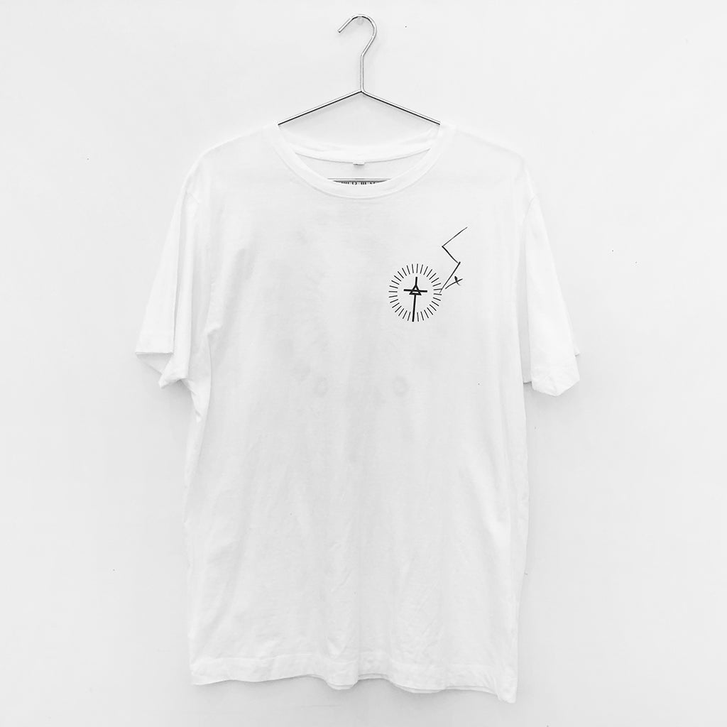 Shannon Leto Collection Circular Mars Tee