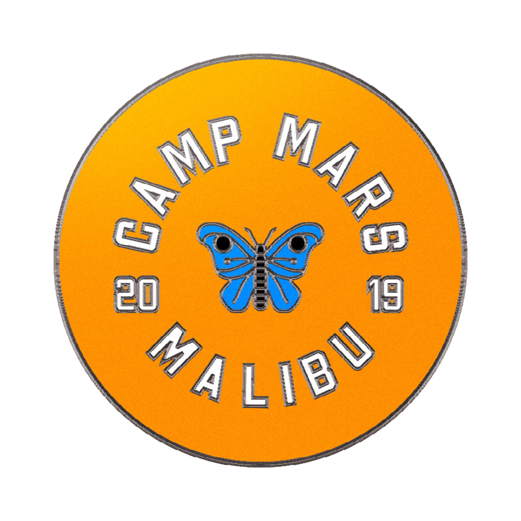 Camp Mars 2019 Commemorative Pin