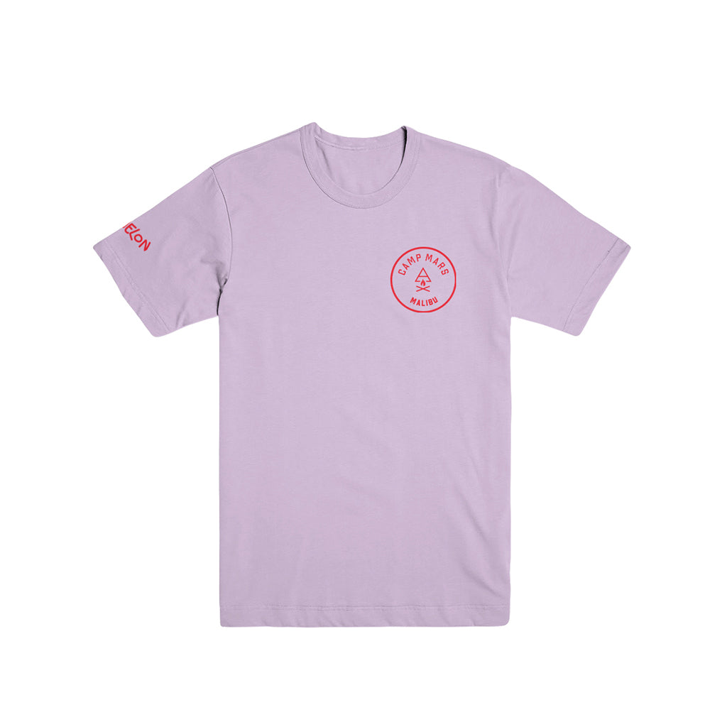 Camp Mars 2019 I'd Rather Be Daisy Tee