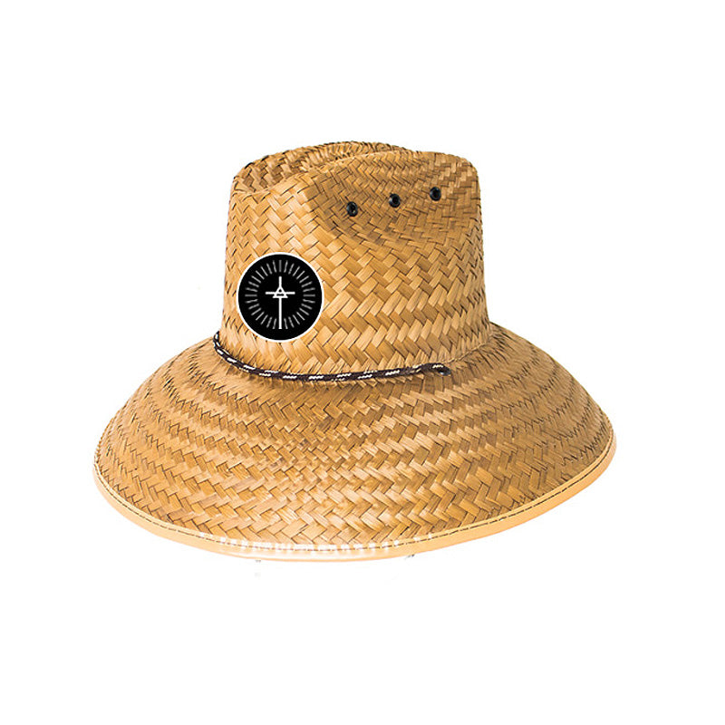Circular Triad Lifeguard Hat