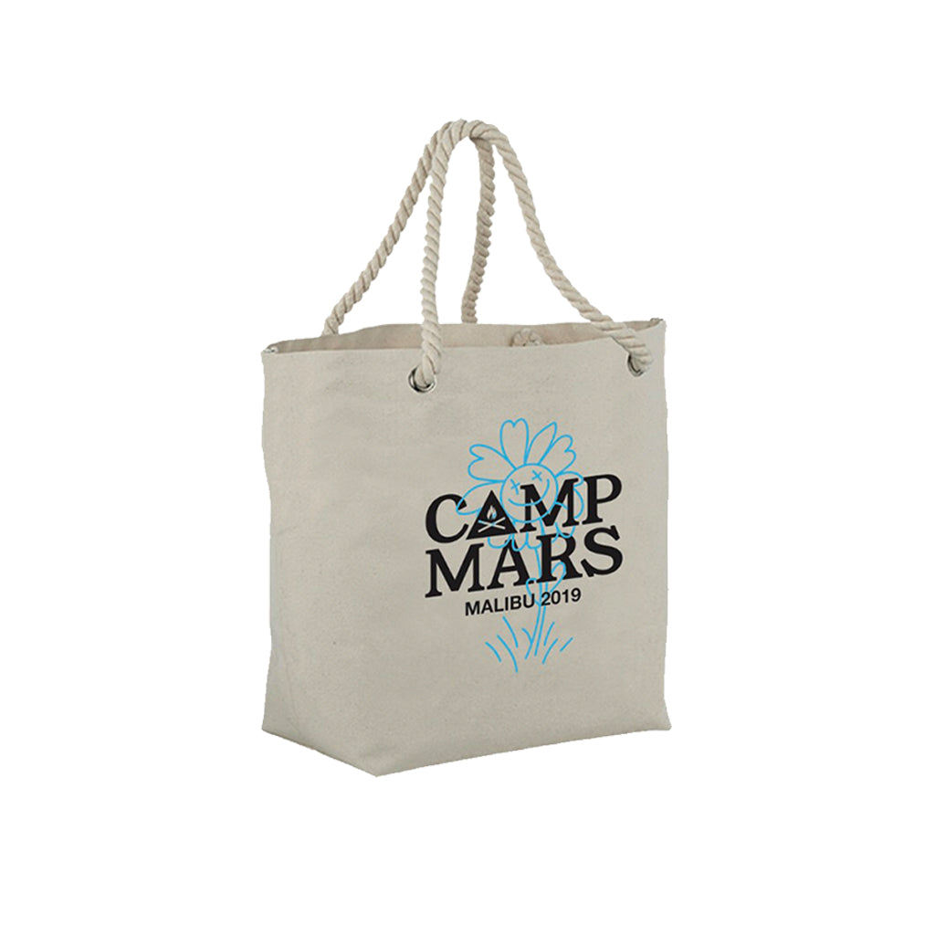 Camp Mars 2019 Daisy Beach Tote