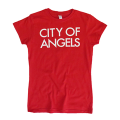 City of Angel Girls' Tee