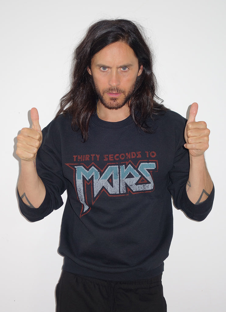 Jared Leto Collection Mars Vintage Sweatshirt (Signed)
