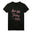 Black Thirty Seconds To Mars Do Or Die Lyric T-Shirt (Unisex Fit)(Limited Edition)