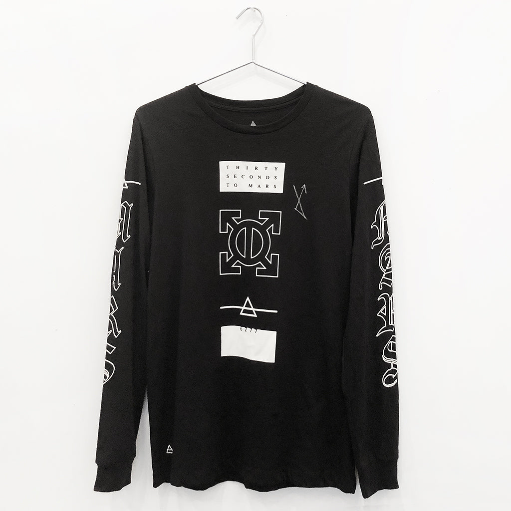 Jared Leto Collection Epsilon Long Sleeve