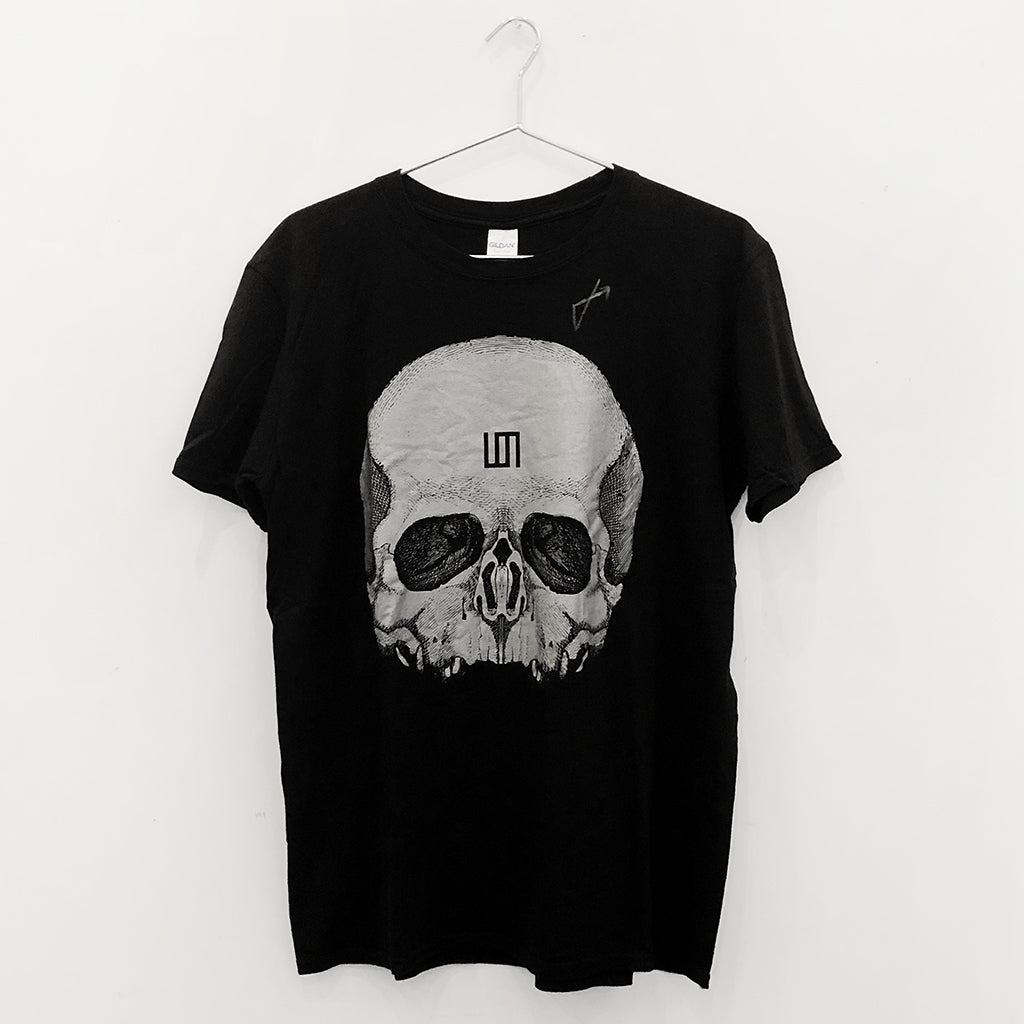 Jared Leto Collection Europe Tour 2019 Skull Provehito in Altum Tee