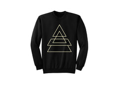 Gold Foil Sweatshirt