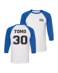Team Mars Raglan - Tomo Edition