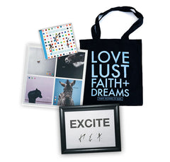 Love Lust Faith + Dreams Limited Bundle (Pre-Order)