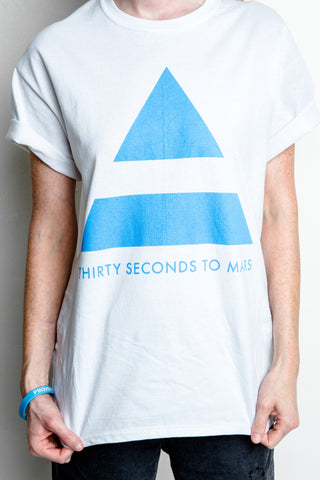 Inverted Triad T-Shirt - White