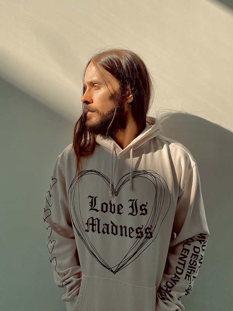 Love Is Madness Premium Hoodie